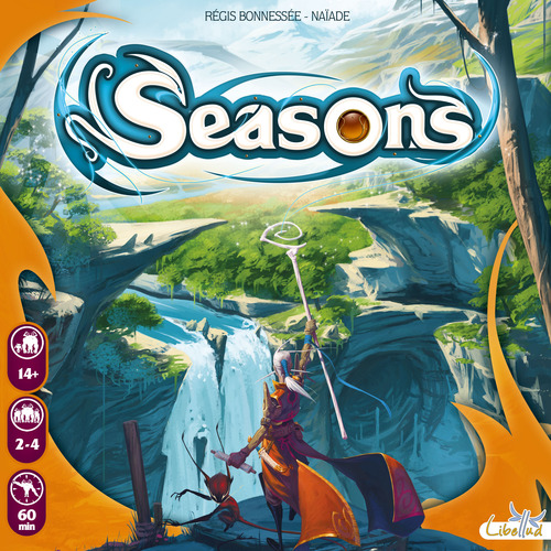 Seasons Box Front