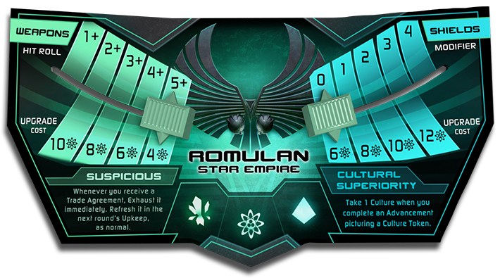 5 Romulan Console