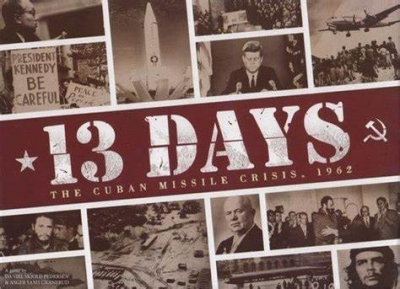 13 days the cuban missile crisis