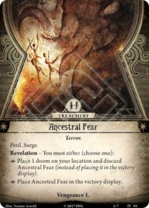 Doom of Eztli Ancestral Fear
