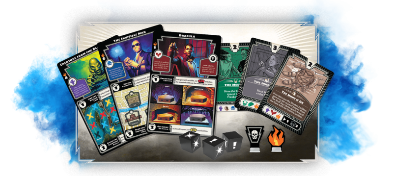 Horrified Universal Monsters