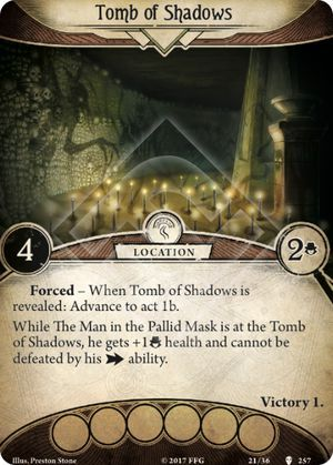 Pallid Mask Tomb of Shadows