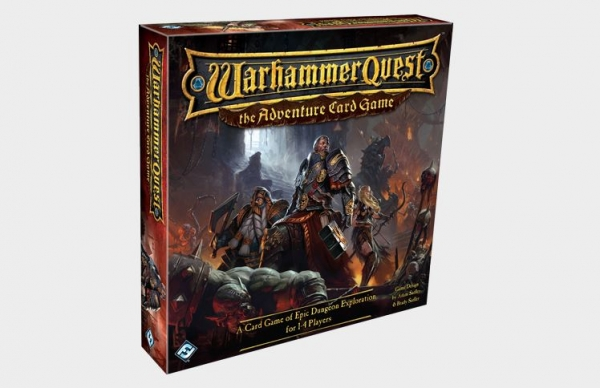 Warhammer Quest Card Game