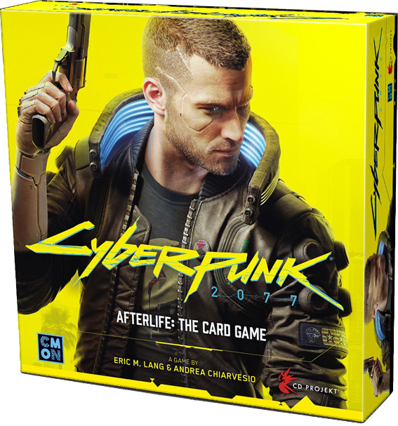 Cyberpunk 2077 Afterlife: The Card Game