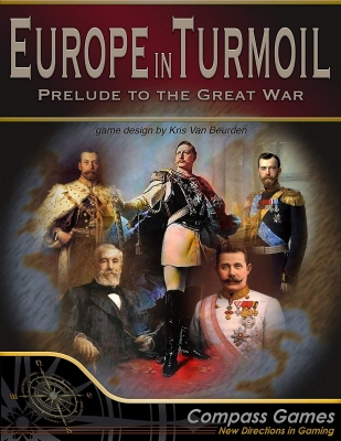europe in turmoil prelude to the great war