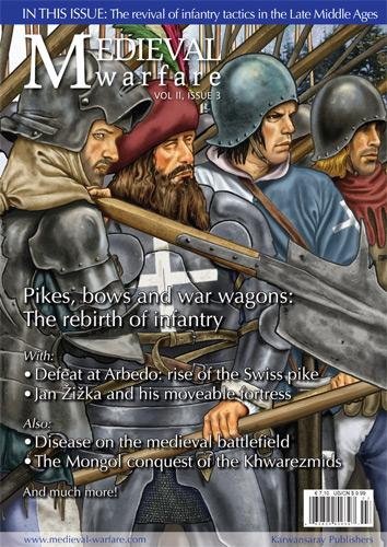 Medieval Warfare Magazine Cover