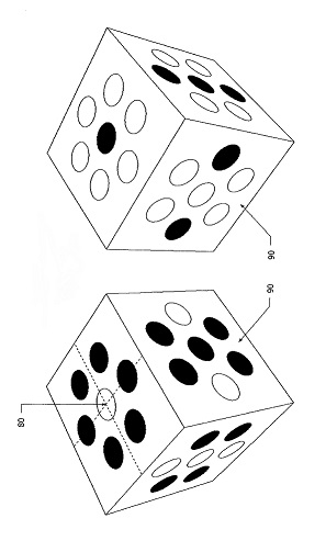 Freshly patented, the fairest dice on Earth