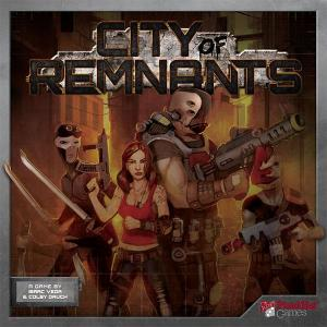 NOK 76 City of Remnants Cover