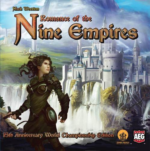 NOK 78 Romance of Nine Empires Cover