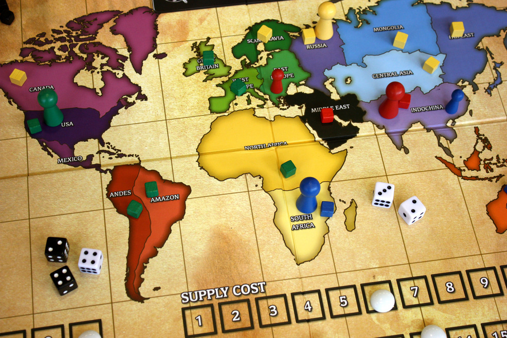 World_Conquerors_Game_In_Progress