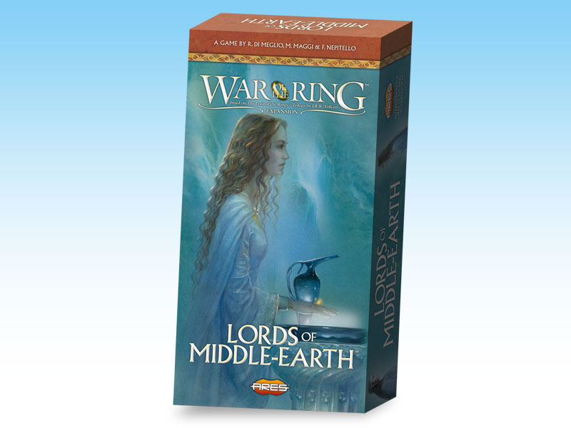 war of the Ring Lords of Middle Earth Box