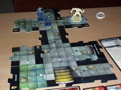 Castle Ravenloft Review - There Will Be Games