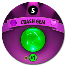 Crash-Gem