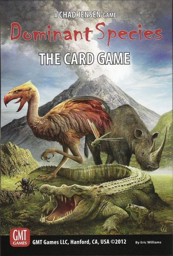 Dominant Species Cardgame