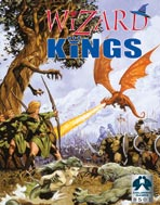Wizard Kings - Boardgame Review