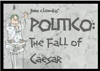 Politico: Fall Of Caesar - Small Box Game, Big Ass Fun