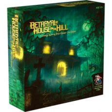 Betrayal at House on the Hill 2nd Edition - In Stores Now