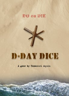 D-Day Dice: A Solo PnP Dice Game Masterpiece