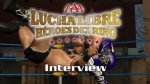 LUCHA LIBRE AAA: HEROES DEL RING Developer Interview