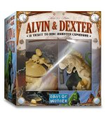 Ticket To Ride: Alvin & Dexter Monster Expansion - In Stores Now