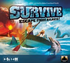 Get the whole family to hate you with Survive: Escape From Atlantis!