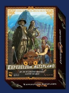 Expedition Altiplano - Card Game Review