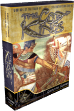 The God Kings: Warfare at the Dawn of Civilization - In Stores Now!