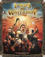 Lords of Waterdeep Boardgame - In Stores Now