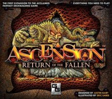 Ascension: Return of the Fallen - In Stores Now