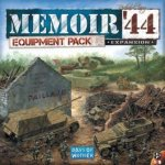 Memoir '44 Equipment Pack - In Stores Now