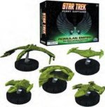 Star Trek: Fleet Captains - Romulan Empire Expansion - In Stores Now