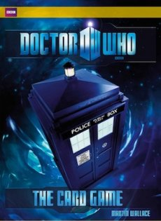 Doctor Who Card Game - In Stores Now