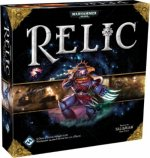 Relic, a Board Game Based on the Talisman Game System - In Stores Now