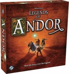 Legends of Andor - Announced