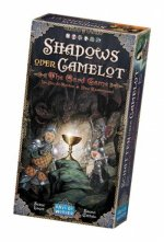 Shadows Over Camelot Card Game - In Stores Now