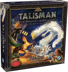 Talisman: The City Expansion - In Stores Now