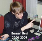 Barnestorming #94.23- Barnes Best 2000-2009, XCOM, Puma Blues, Echo and the Bunnymen