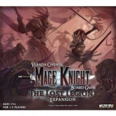 Mage Knight : The Lost Legion Expansion - Announced