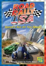 Road Rally USA - Shipping Soon