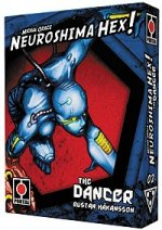 Neuroshima Hex: The Dancer Expansion - In Stores Now