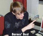 Barnestorming- Barnes' Best 2013, Just Dance, Dark Shadows, Blood Orange