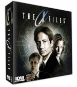 X-Files Board Game Designed by Kevin Wilson Announced