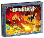 Dungeon! Fantasy Board Game - In Stores Now