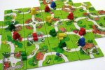 Barnestorming- My First Carcassonne in Review, Ars Victor, ERP Progress, Qvadriga, IOS Acquire