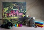 Barnestorming- Relic Expedition in Review, Strider, Phase IV, The Strain, Peter Murphy