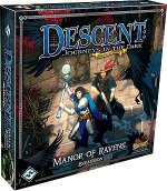 Descent Journeys in the Dark 2nd Edition: Manor of Ravens Expansion - In Stores Now