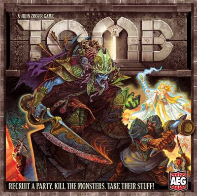 Tomb: the Boardgame