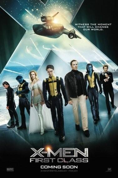 X-Men First Class - Tow Jockey Five Second Review