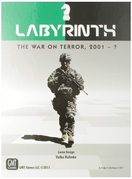 Labyrinth: The War on Terror Review