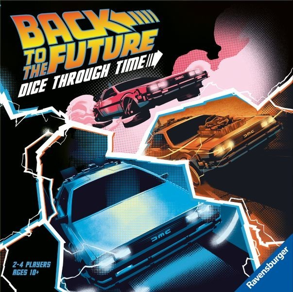 Play Matt - Back to the Future: Dice Through Time Review